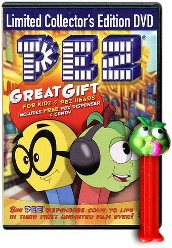 Pez: Two Animated Films & Factory Tour (Includes
