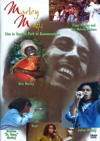 Marley Magic: Live in Central Park at Summerstage