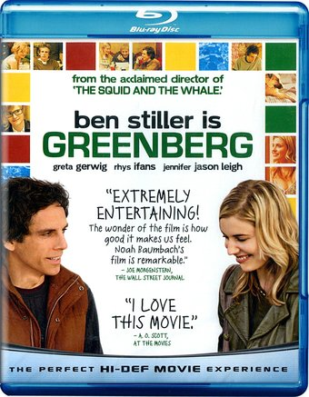 Greenberg (Blu-ray)