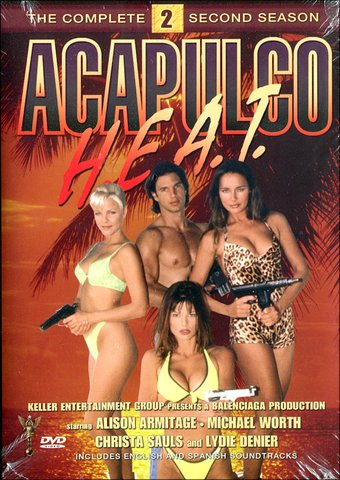 Acapulco H.E.A.T. - Complete 2nd Season (6-DVD)