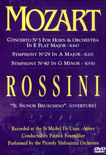 Mozart: Concerto No. 3 for Horn & Orchestra in E