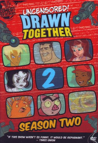 Drawn Together - Complete Season 2 (2-DVD)