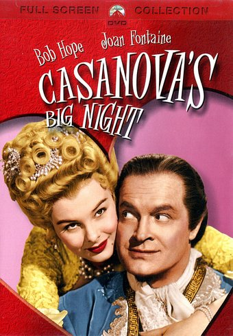 Casanova's Big Night (Full Screen)