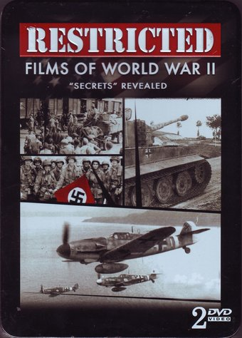 WWII - Restricted Films of World War II: More