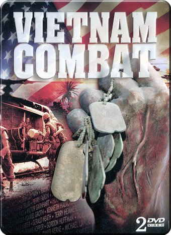 Vietnam Combat (Tin Case) (2-DVD)
