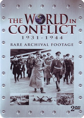 World In Conflict , 1931-1944 (Tin Case) (2-DVD)