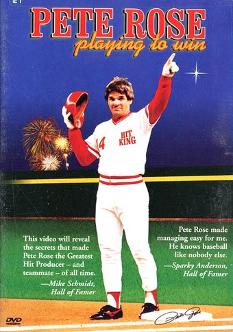 Baseball - Pete Rose: Playing to Win