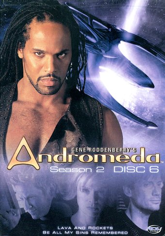 Gene Roddenberry's Andromeda - Season 2, Disc 6