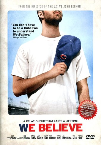 Baseball - Chicago Cubs: We Believe
