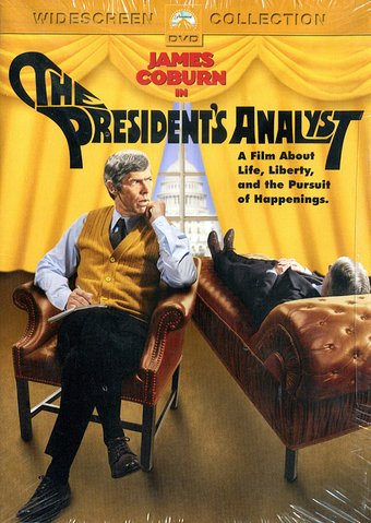 President's Analyst (Widescreen)