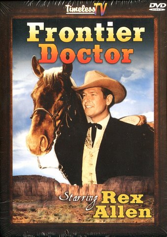 Frontier Doctor - 10-Episode Collection (2-DVD)