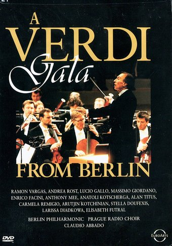 Verdi: Gala from Berlin 2000