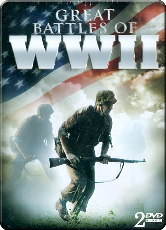 Great Battles of World War II (2-DVD) [Tin Case]