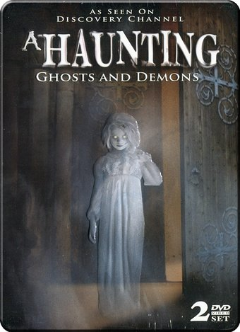 A Haunting - Ghosts And Demons (Tin Case) (2-DVD)