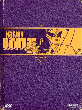 Harvey Birdman: Attorney At Law - Volume 1 (2-DVD)