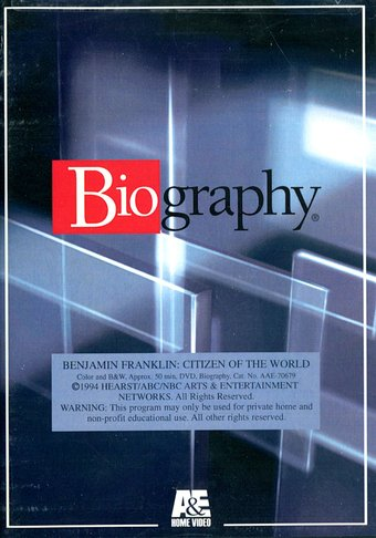 Benjamin Franklin - Citizen of the World
