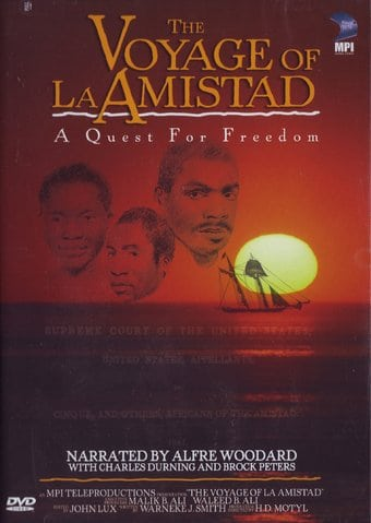 The Voyage of La Amistad - A Quest for Freedom