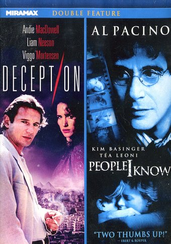 Deception / People I Know