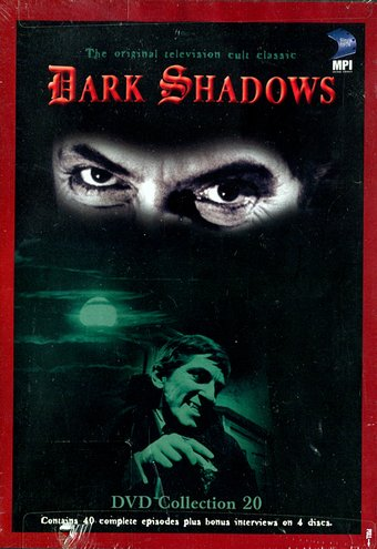 Dark Shadows - Collection 20 (4-DVD)
