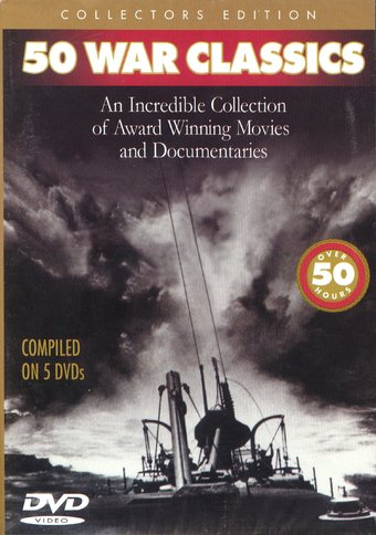 50 War Classics: An Incredible Collection of