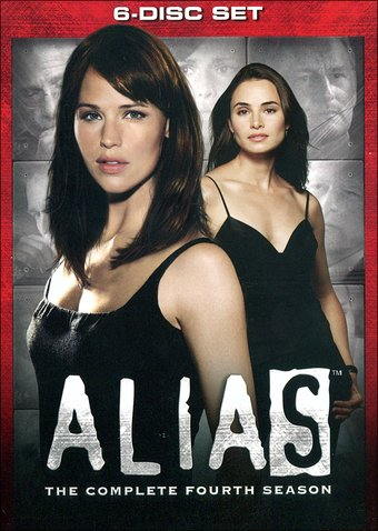 Alias - Complete 4th Season (6-DVD)