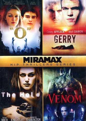 "Miramax Hip Thrillers Series, Volume 2 (""O"" /"