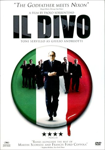 Il divo the spectacular life of giulio andreotti dvd 2009 directed by paolo sorrentino - Il divo cast ...