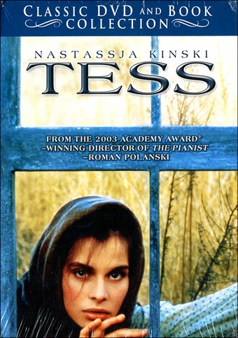 Tess (DVD + Book)