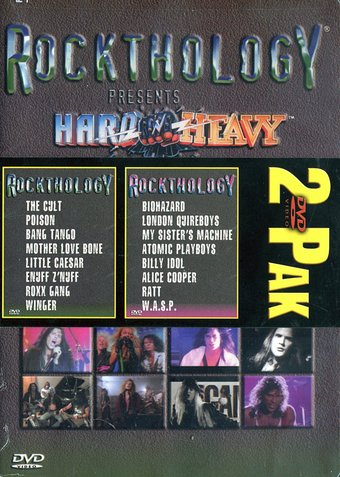 Hard 'n' Heavy, Volumes 7 & 8 (2-DVD)