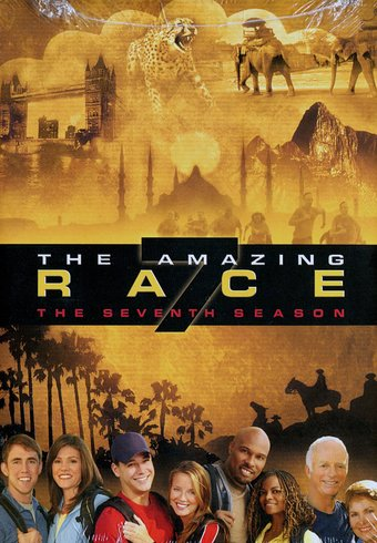 Amazing Race - Season 7 (4-DVD)