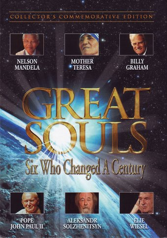 Great Souls: Six Who Changed a Century (3-DVD)