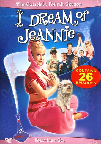 I Dream of Jeannie - Season 4 (4-DVD)