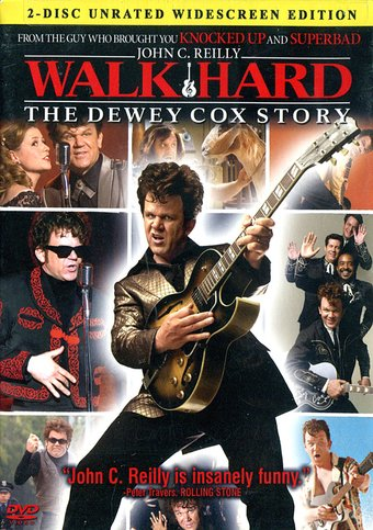 Walk Hard: The Dewey Cox Story (Unrated, 2-DVD)