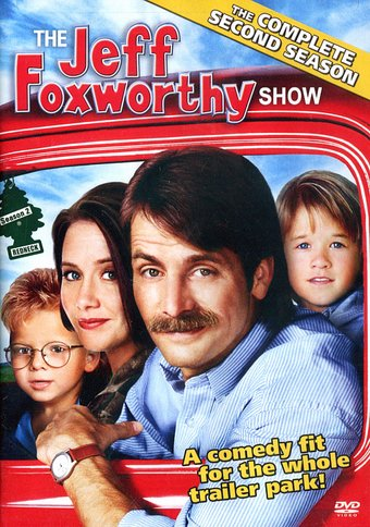 Jeff Foxworthy Show - Complete 2nd Season (2-DVD)