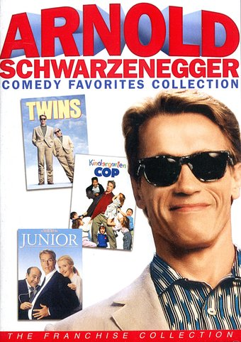 Arnold Schwarzenegger: Comedy Favorites