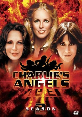 Charlie's Angels - Complete 2nd Season (6-DVD)