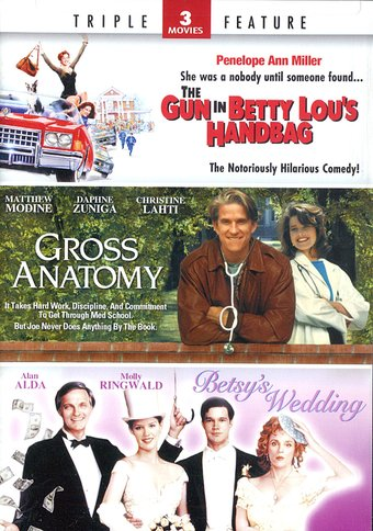The Gun in Betty Lou's Handbag / Gross Anatomy /