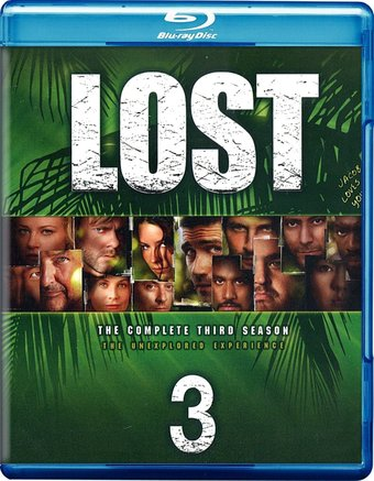 Lost - Complete 3rd Season (Blu-ray)