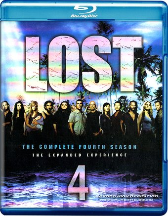 Lost - Complete 4th Season (Blu-ray)
