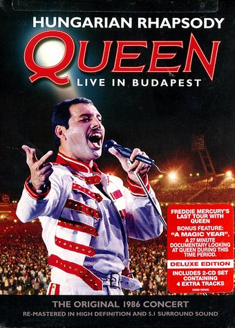Hungarian Rhapsody: Live in Budapest (DVD + 2-CD)