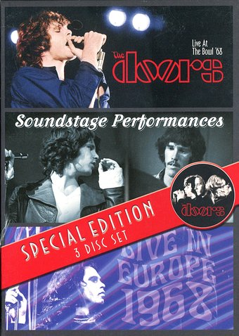The Doors: Live at the Bowl '68 / Soundstage