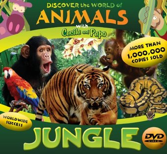 Discover the World of Animals: Jungle