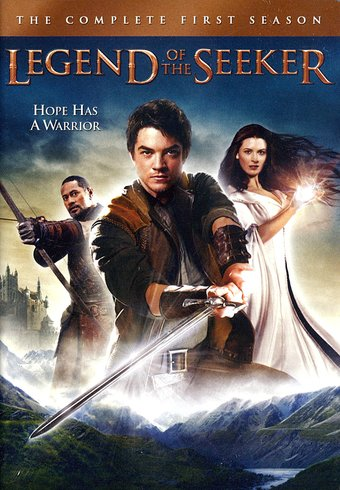 Legend of the Seeker - Complete 1st Season (5-DVD)
