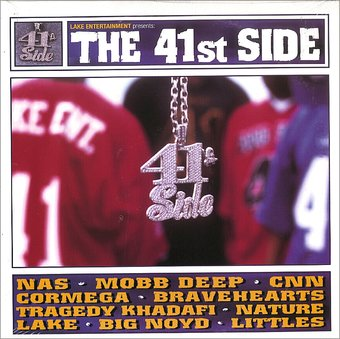 The 41st Side (2-LPs)