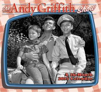 The Andy Griffith Show - 16-Month 2013 Wall