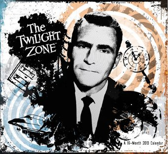 The Twilight Zone - 16-Month 2013 Wall Calendar