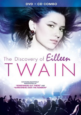 The Discovery of Eilleen Twain (DVD + CD)