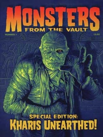 Monsters from the Vault Special Edition #1: