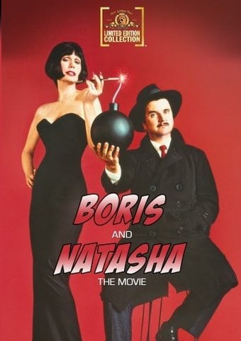 Boris and Natasha (Widescreen)