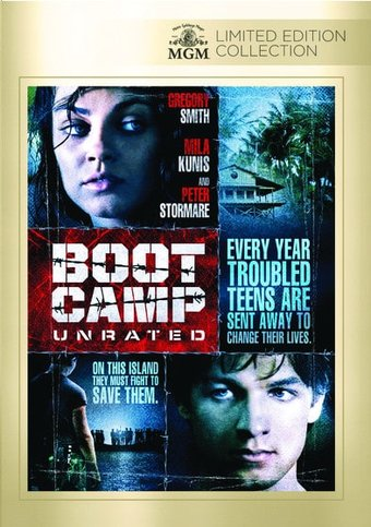 boot camp dvd r 2007 starring peter stormare mila kunis directed by christian duguay. Black Bedroom Furniture Sets. Home Design Ideas
